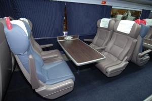 DG09017. FGW HST refurb. Bombardier. Derby. 20.12.06.