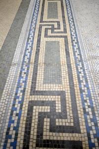 DG205999. Restored flooring. Manchester Victoria. 24.2.15