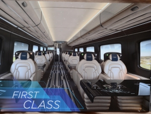Could this be the 1st Class of the future?