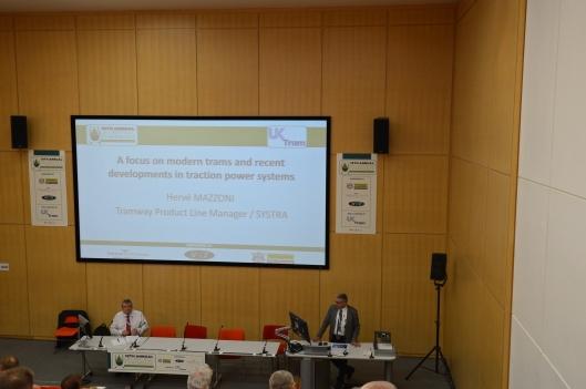 DG216122. Herve Mazzoni presentation. UKLRC15. Nottingham. 17.6.15