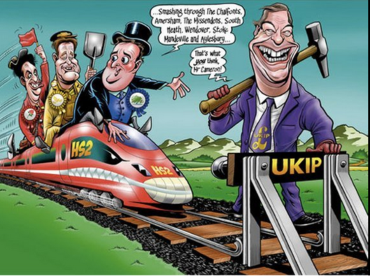 Farage Hs2