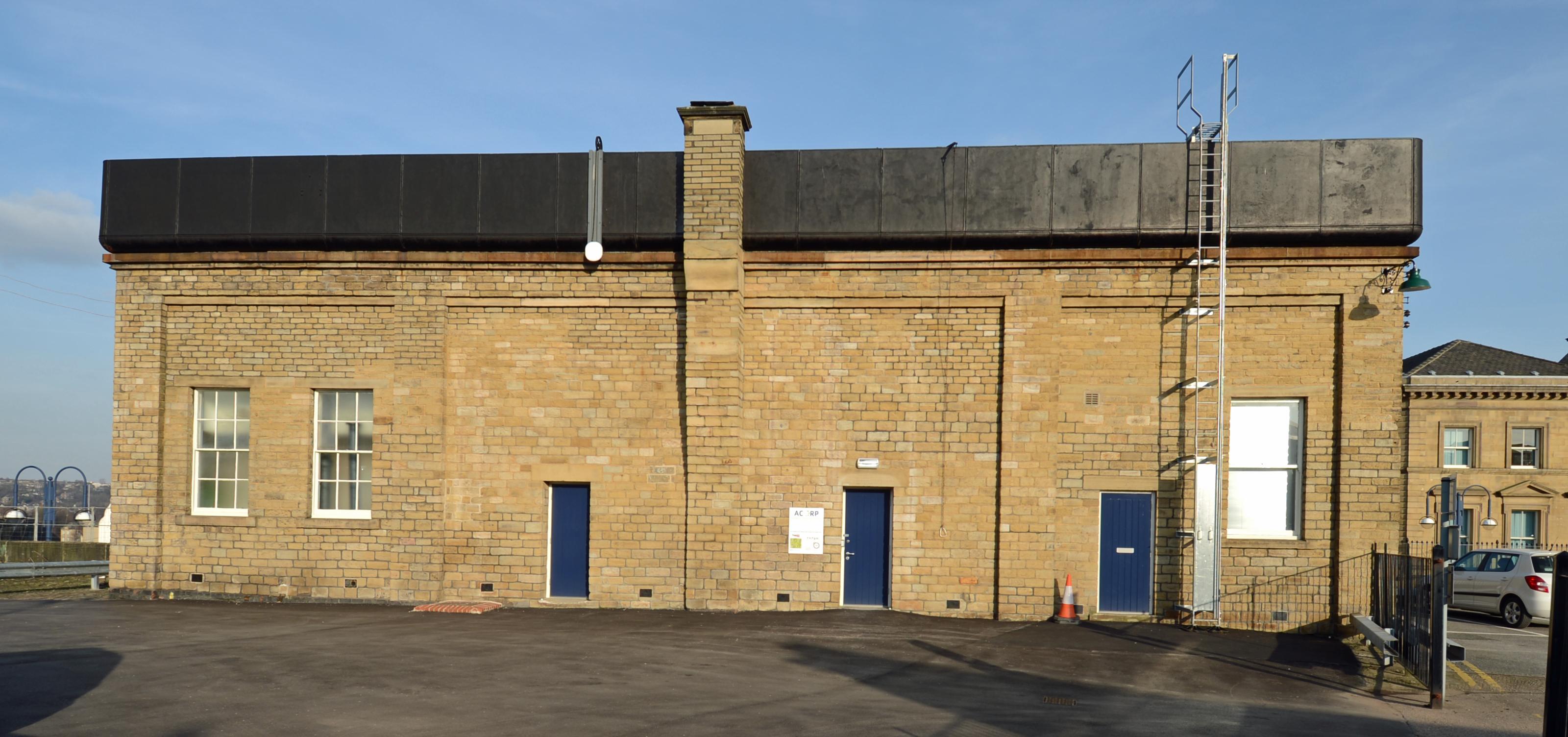 DG138747. ACoRP Office. Huddersfield. 17.2.13.