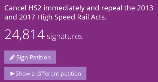 petition 20 jan