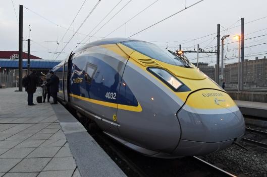 DG290102. 4032. Brussels Midi. Belgium. 20.2.18