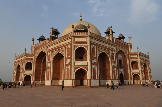 DG291020. Humayun's Tomb. Delhi. India. 3.3.18