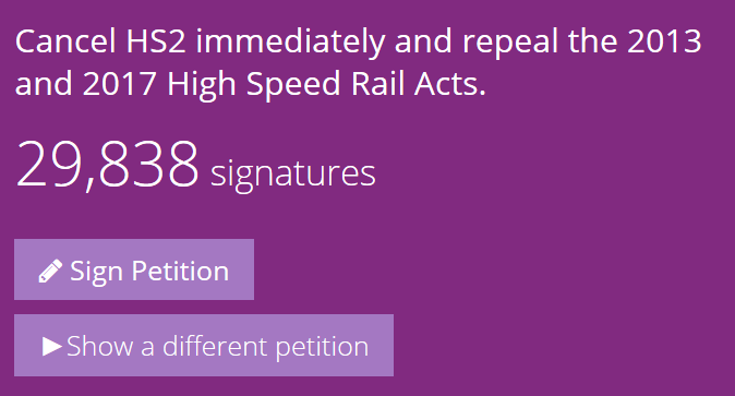 Final petition total