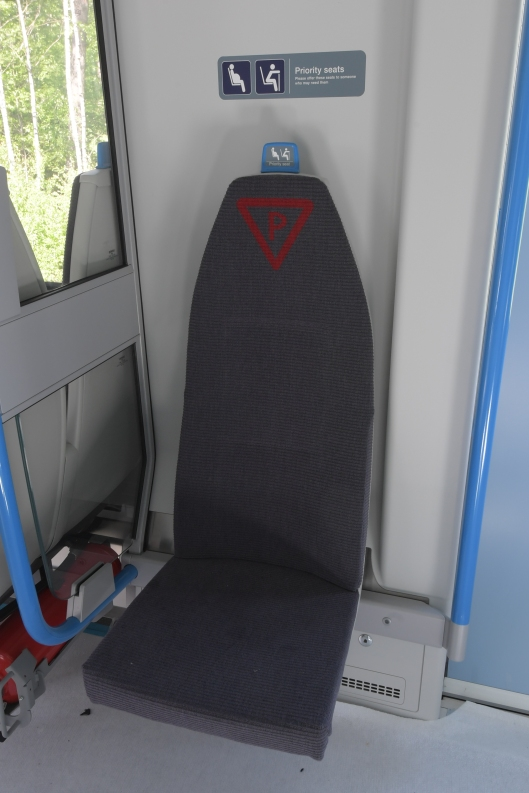 DG295278. Priority seating. 717003. Wildenrath. Germany. 2.5.18