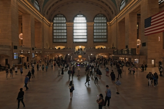 DG296832. Grand Central station. New York. 23.5.18
