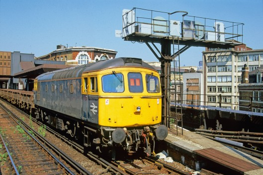 02985. 33012. London Bridge. 31.8.91.