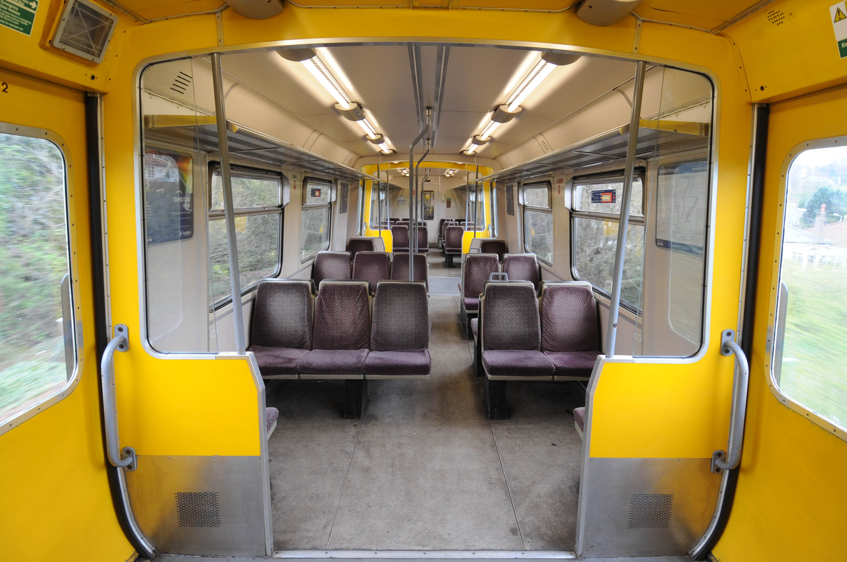 DG21183. Interior. Scotrail Class 314. 8.4.09..JPG
