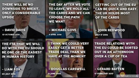 brexit lies