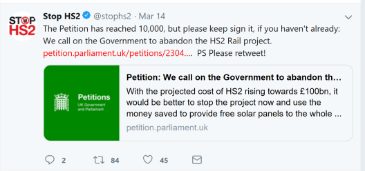 stophs2 punting petition
