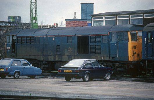 0458. 31450. Crewe. 11.02.1990crop