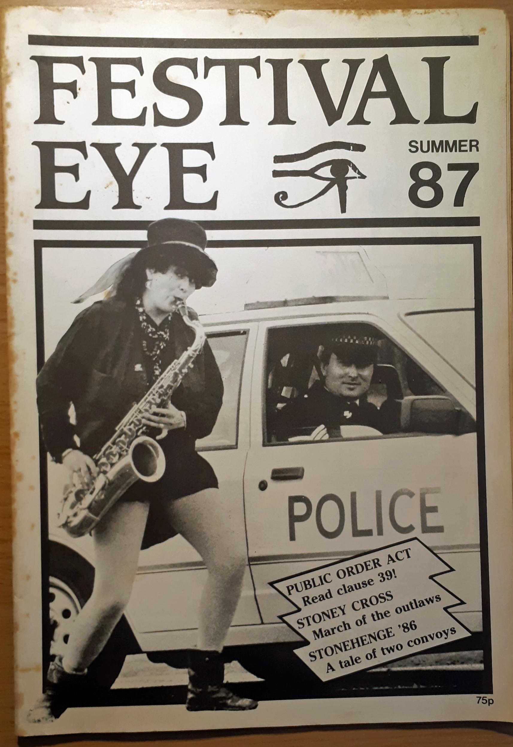 Festival eye 1987